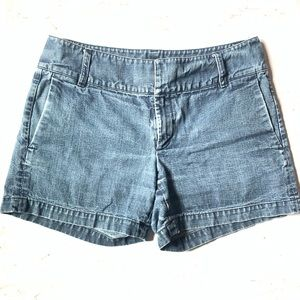 Banana Republic Denim Blue Jean Shorts